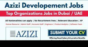 Azizi Development Careers
